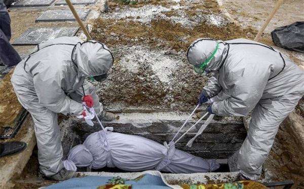 فوت 165 بیمار کرونایی در شبانه روز گذشته