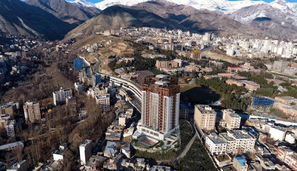 قیمت مسکن در بالاشهر تهران ، ولنجک به متری 105 میلیون تومان رسید