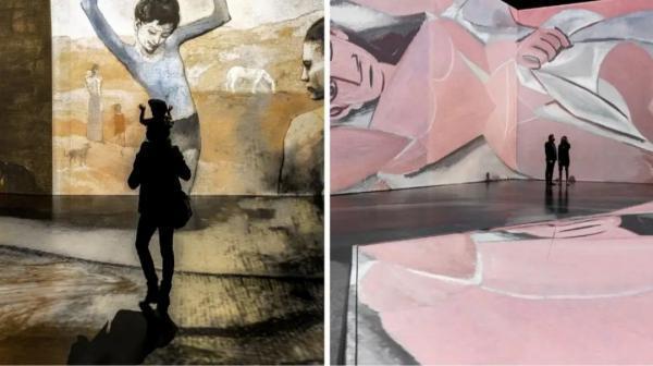 نمایشگاه سه بعدی تصور پیکاسو در بریتیش کلمبیا در ماه اکتبر برگزار می شود