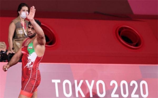 ساروی:کوشش می کنم اینبار در دنیا مدال خوش رنگی بگیرم